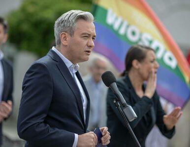 Reuters cytuje Biedronia: Polska narracja anty-LGBT jak dehumanizacja...