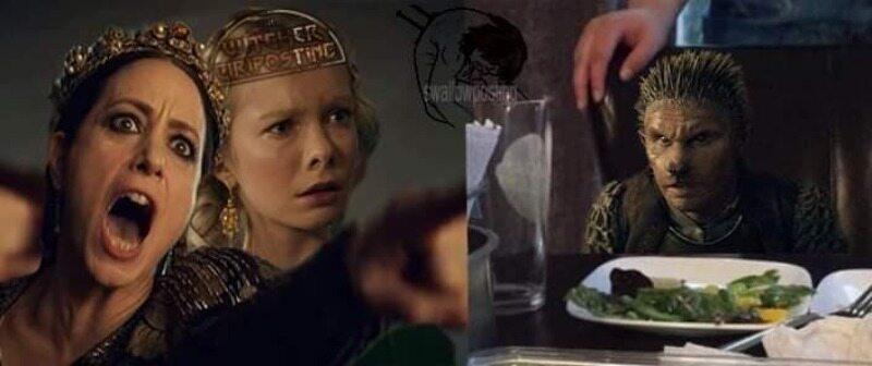 """Mem z """"Wiedźmina"""""""