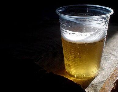 Skóra nie lubi piwa
