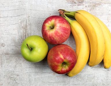 Co jest zdrowsze: jabłko czy banan? Starcie owocowych gigantów