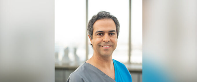 lek. dent. Armando Lopes, dyrektor medyczny Malo Clinic wWarszawie iwLizbonie