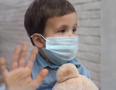 W Łodzi uratowano 4,5-latka, którego płuca zniszczył pocovidowy zespół PIMS