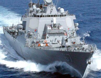 Amerykańskie okręty wojenne płyną do Libii