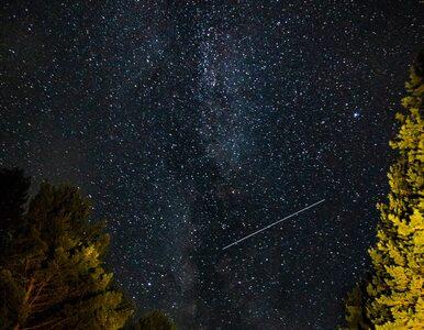 Niezwykłe zjawisko na niebie. Już dziś intensywny rozbłysk meteorów z...