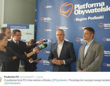 Tomasz Cimoszewicz: Zapracuję na zaufanie wyborców