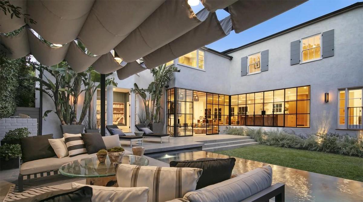 Dom Justina Biebera i Hailey Baldwin na sprzedaż