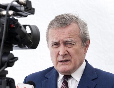 Gliński stanął w obronie Witek w sprawie reasumpcji. Uderzył w Tuska