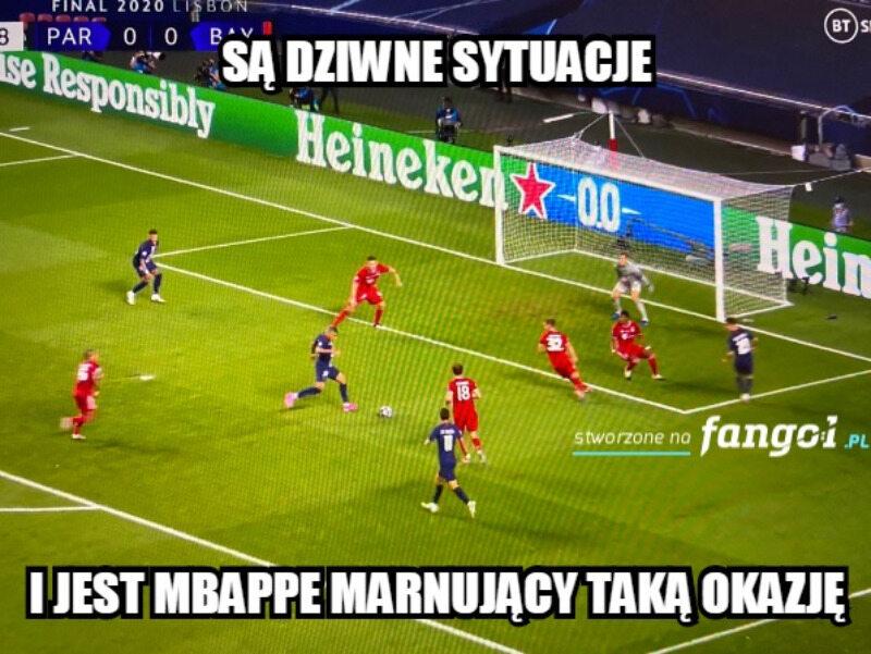 Memy po finale Ligi Mistrzów