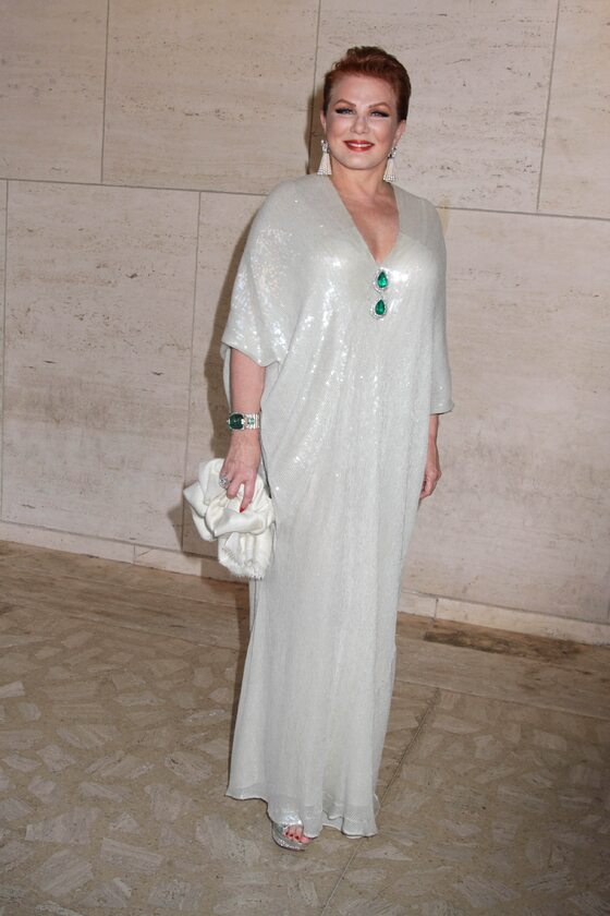 Georgette Mosbacher w 2012 roku
