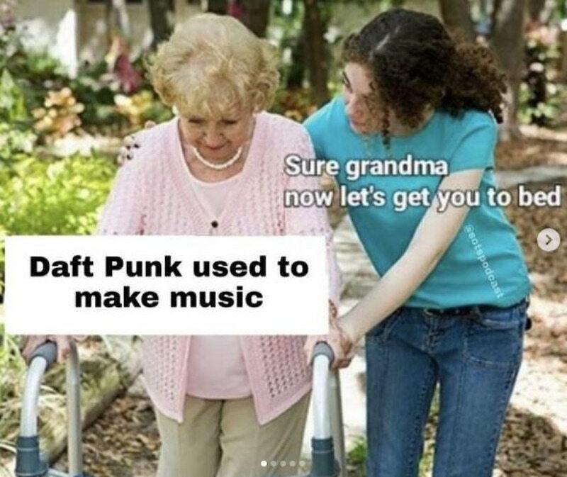 Mem z Daft Punk