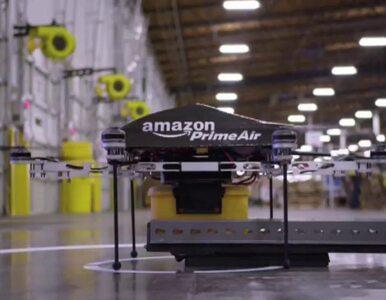 Amazon chce testować drony dostawcze pod Seattle