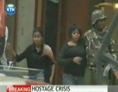 Ujawniono wstrząsające nagranie z ataku terrorystów w Nairobi