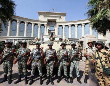 Egipt: armia odda władzę do końca czerwca