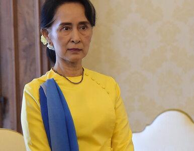 Amnesty International odebrało San Suu Kyi tytuł Ambasadora Sumienia....