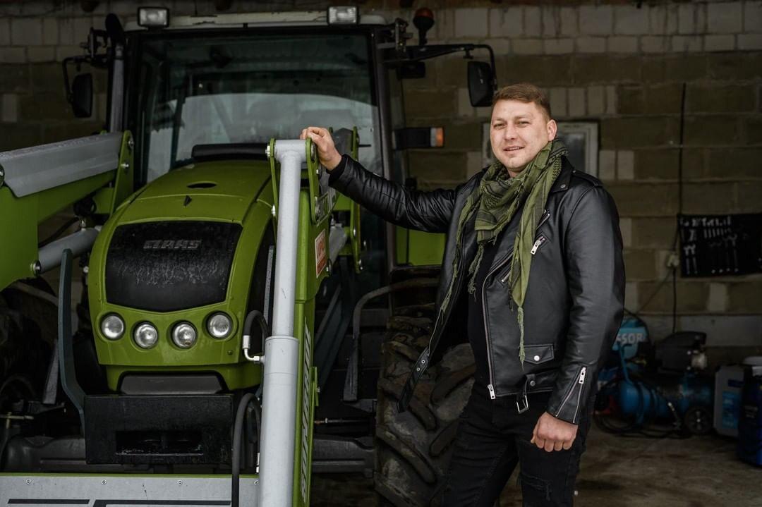 """Maciej, 33 lata, kandydat do programu """"Rolnik szuka żony"""""""