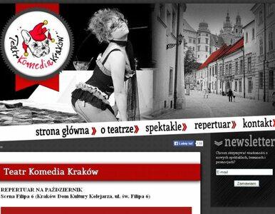 Jan Jakub Należyty wprowadza komedię do Krakowa