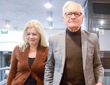 """Żona Andrzeja Seweryna zaraziła się koronawirusem. """"Musiałam to..."""