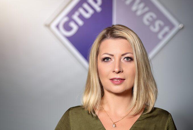 Urszula Hofman, Grupa Inwest
