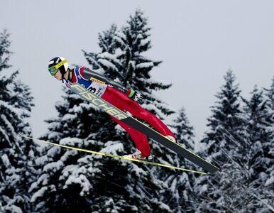 Skoki narciarskie: młodzi Polacy przed Finami, ale za Japonią