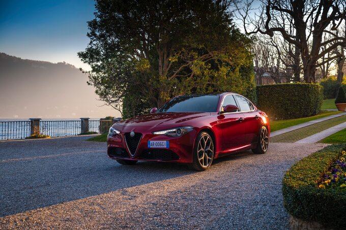 Alfa Romeo Giulia iStelvio 6C Villa d'Este