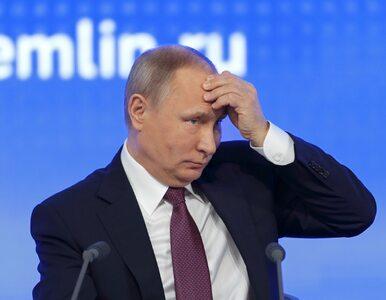 Potęga Rosji sypie się na naszych oczach. Imperium Putina kruszeje na...