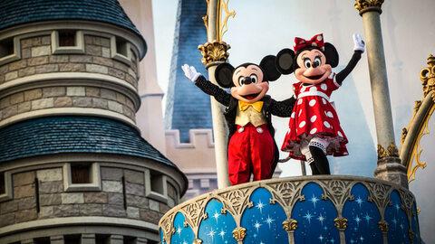 Disneyland świętuje swoje 60-lecie