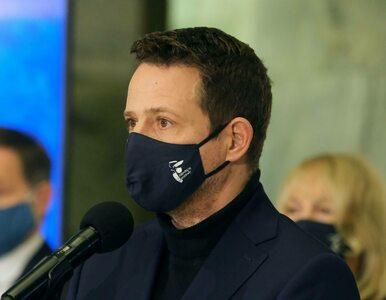 Trzaskowski: Kaczyński już nie ma żadnej strategii, prowadzi swój obóz...