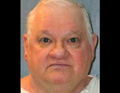 Wstrząsający przebieg egzekucji w Teksasie. Skazany na śmierć 64-latek...
