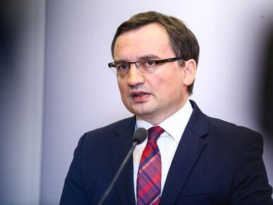 Ziobro: Zdaniem jednego z biegłych nie było dowodów, że Igor Stachowiak...