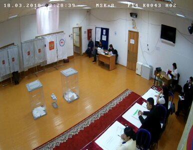 Rosjanie wyczuleni na oszustwa wyborcze. CKW odpowiada na oskarżenia na...