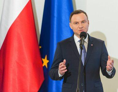 Specjalne oświadczenie prezydenta Andrzeja Dudy w związku z wydarzeniami...
