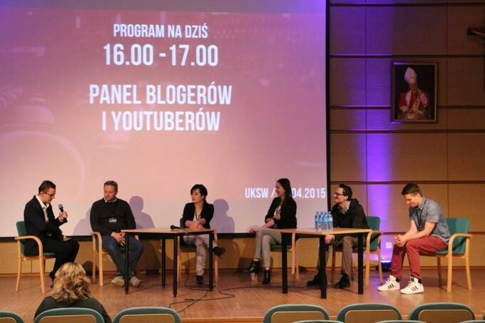 Panel blogerów naÓFF