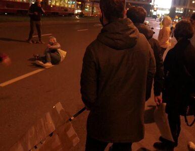 Potrącenie protestujących w Warszawie. Kierowcą był funkcjonariusz ABW?