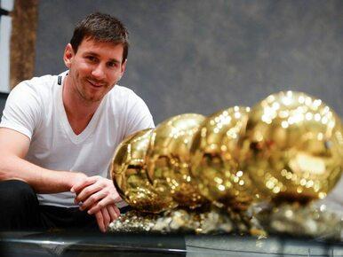 Złotą Piłkę wygra... znowu Messi?