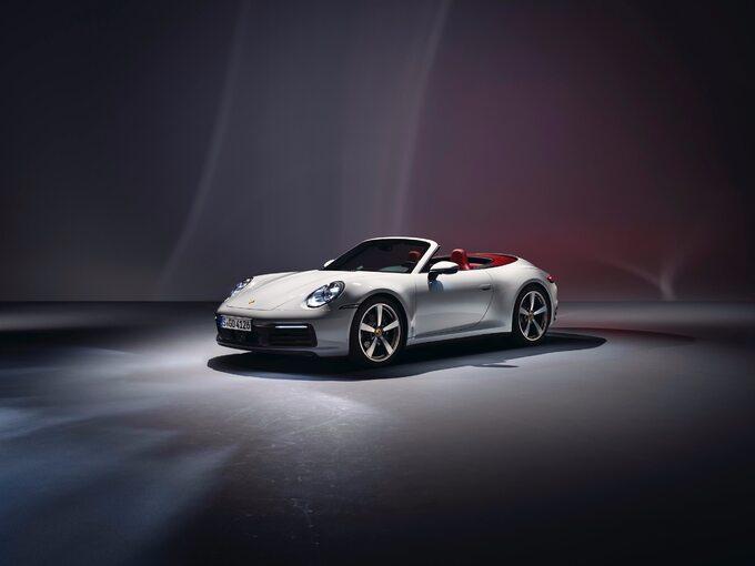 Porsche 911 Carrera Coupe iPorsche 911 Carrera Cabriolet