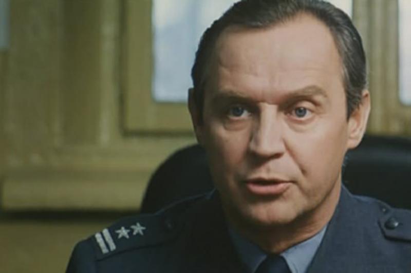 "Marek Kondrat w filmie ""Kiler"" (1997)"