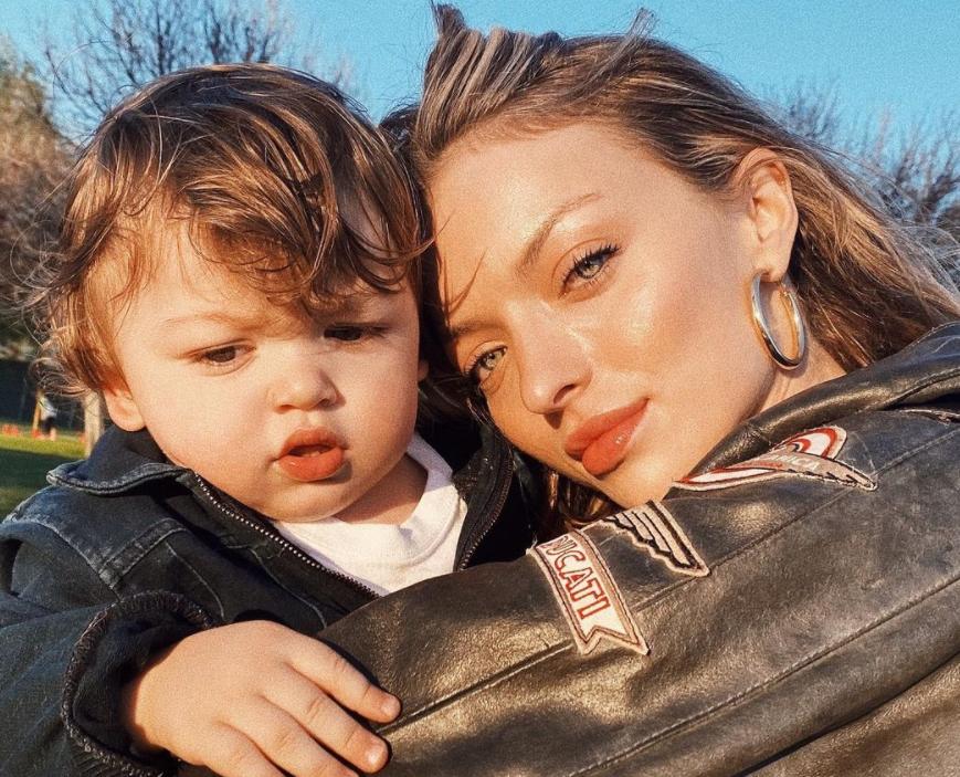 Córka i wnuczek Clinta Eastwooda