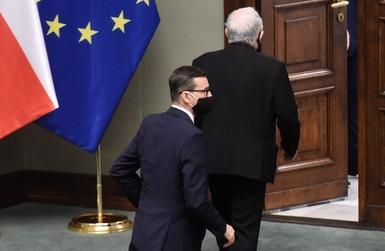 Osoba z&nbsp;otoczenia Kaczyńskiego: <br>W ciągu 2 tygodni Komisja...