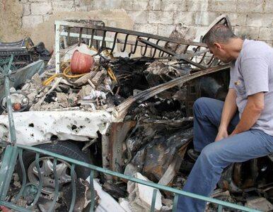 Syria: rząd ostrzeliwuje dzielnice mieszkalne