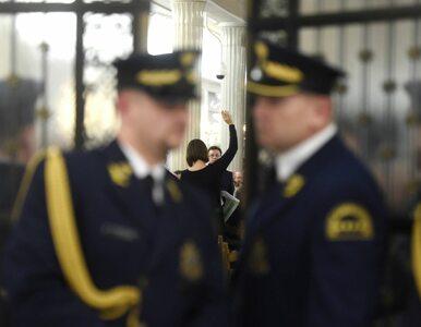 Biuro Sejmu nie udostępni nagrań z trzeciej kamery z Sali Kolumnowej....