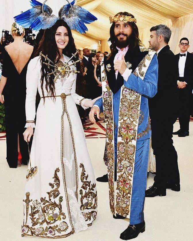 Lana Del Rey i Jared Leto