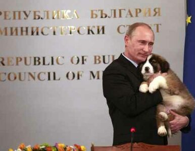 Pięciolatek doradcą Putina