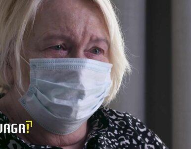 """Uwaga! TVN: 75-latka z dnia na dzień wyrzucona z mieszkania. """"Nawet..."""