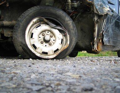 Bus wbił się w ciężarówkę - kierowca nie żyje