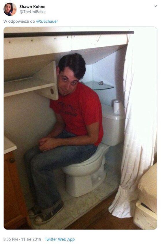Łazienka Prawie Bezgłowego Nicka
