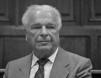 Zmarł gen. Czesław Kiszczak. Jedna z najczarniejszych postaci PRL