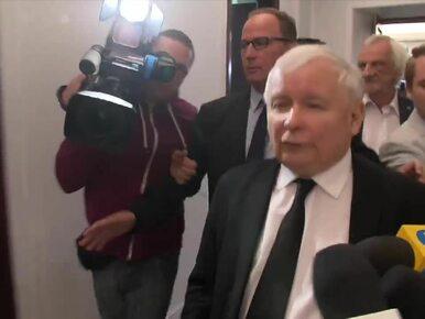 Tak Terlecki chronił prezesa PiS. Kamerzysta nie miał szans w starciu z...