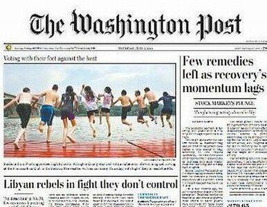 """""""Washington Post"""" zaliczył wpadkę. Zapomniał o Słowenii"""