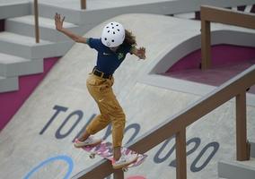 Najmłodsza medalistka igrzysk z Brazylii robi furorę. Od razu...