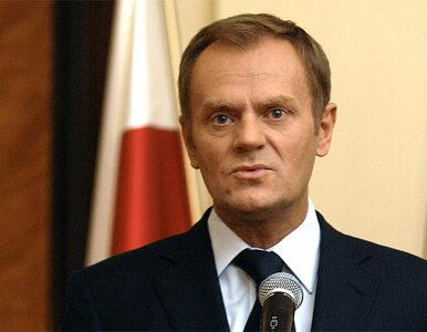 Gospodarskie wizyty i brak konferencji to strategia Tuska?